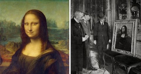 A Brief History Of The Mona Lisa