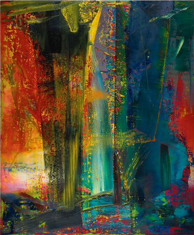 Abstrakte Bilder Series by Gerhard Richter