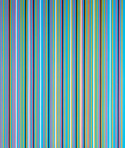 Achaean by Bridget Riley