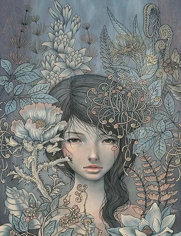 Audrey Kawasaki where I rest