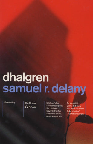 Dhalgren, by Samuel R. Delaney