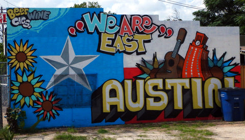 East Austin Art Galleries