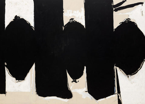 Elegy to the Spanish Republic by Robert Motherwell
