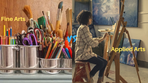 Fine Art vs Applied Art