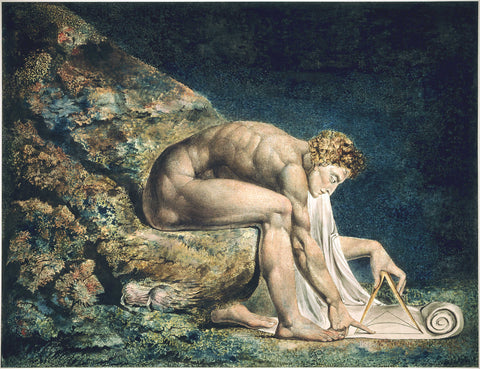 Isaac-Newton-William-Blake