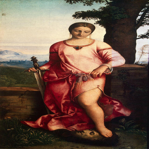 Judith by Giorgione - Famous Painting