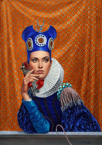 "Michael Cheval ""The Silence"""