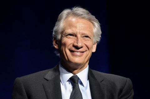 Minister Dominique de Villepin