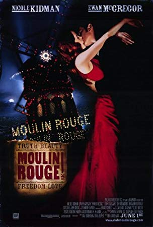 Moulin Rouge 2001 film