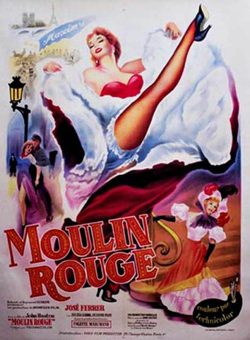 Moulin Rouge Film 1952