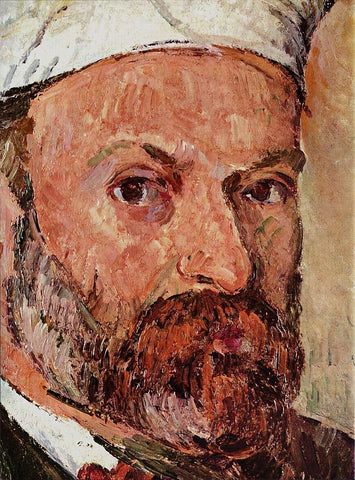Paul Cézanne self portrait