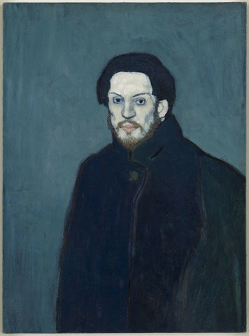 Picasso Self-representation 1901