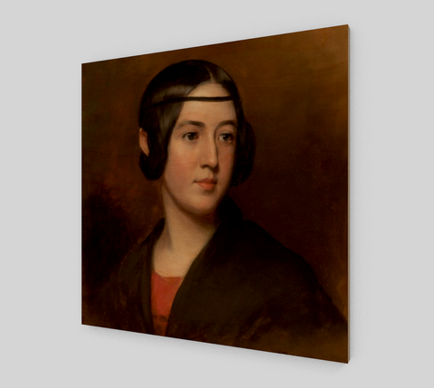 Portrait of Blanch Painting by Thomas Sully