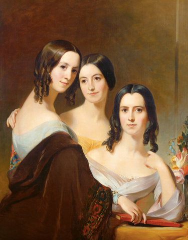 The Coleman Sisters by Thomas Sully
