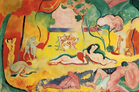 The Joy of Life by Henri Matisse