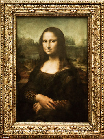 The Mona Lisa Worth
