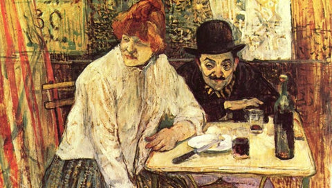 Toulouse-Lautrec's Emotional Suffering