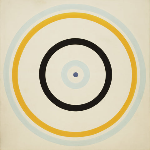 Turnsole by Kenneth Noland