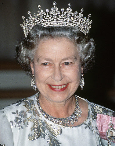 Elizabeth II The Queen of the United Kingdom