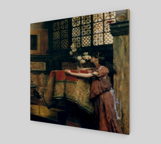 In My Studio by Lawrence Alma Tadema | Fine Arts Prints