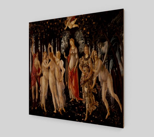 La Primavera by Sandro Botticelli | Fine Art Reproductions