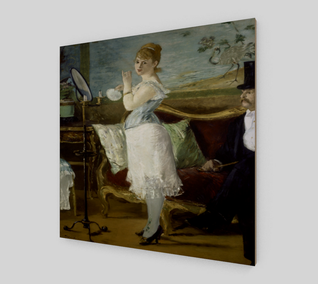 Nana by Édouard Manet | Fine Art Prints On Canvas