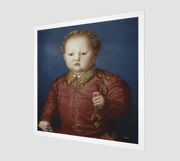 Don Garcia de' Medici by Bronzino