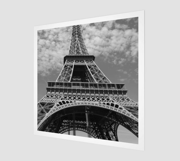 The Eiffel Tower [Museum Quality Fine Art Prints]