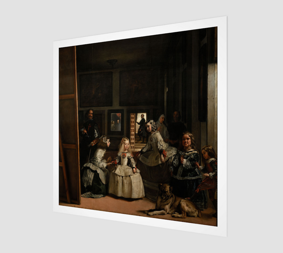 Las Meninas - The Maids of Honor