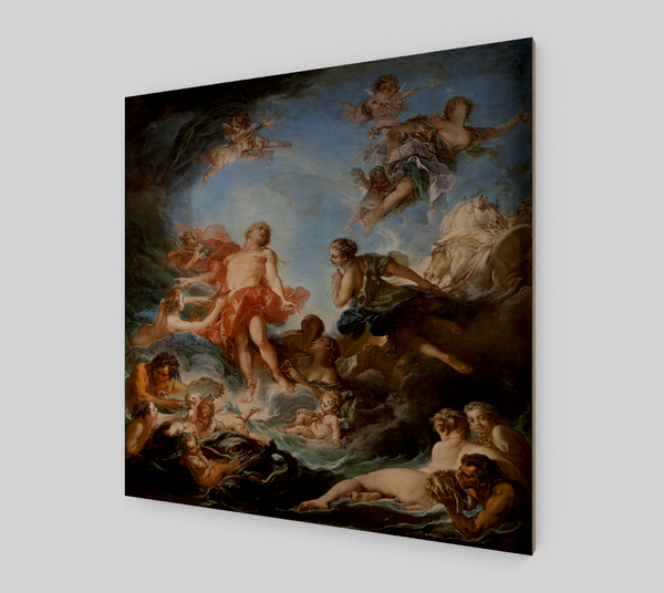 The Rising of the Sun by François Boucher