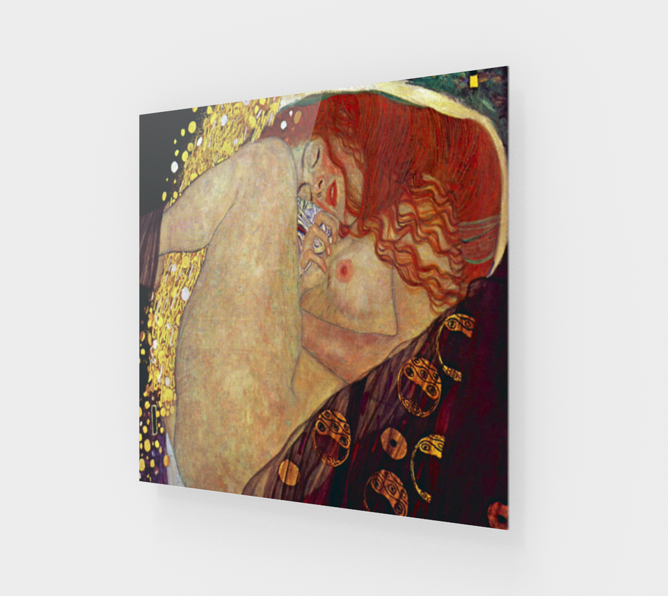 Danaë by Gustav Klimt | Fine Art Reproductions