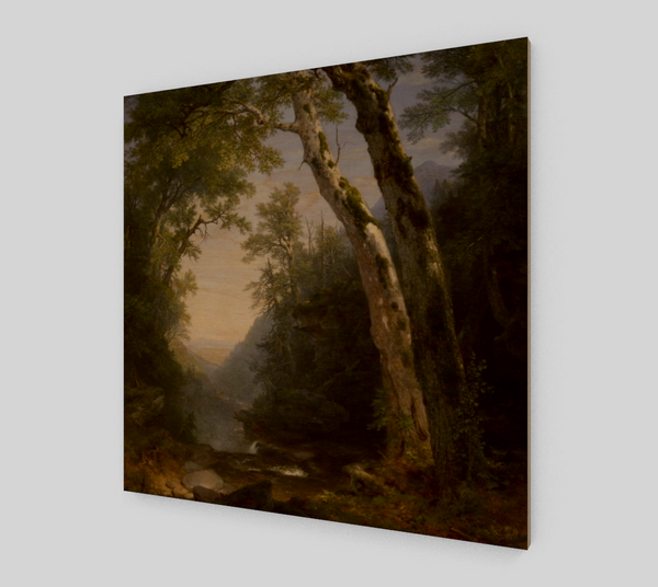 The Catskills by Asher Brown Durand | Canvas Fine Arts
