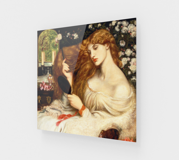 Lady Lilith Rossetti [Acrylic Wall Art Decor]