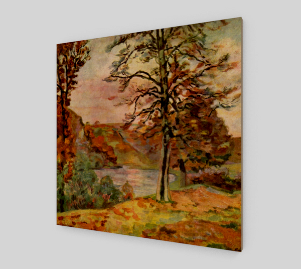 Landscape by Armand Guillaumin | Canvas Fine Arts