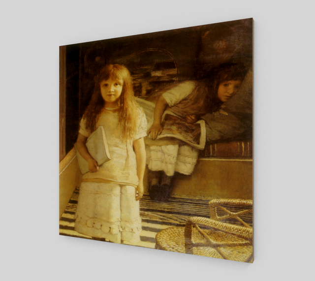 This is our Corner by Lawrence Alma Tadema | Fine Arts Prints
