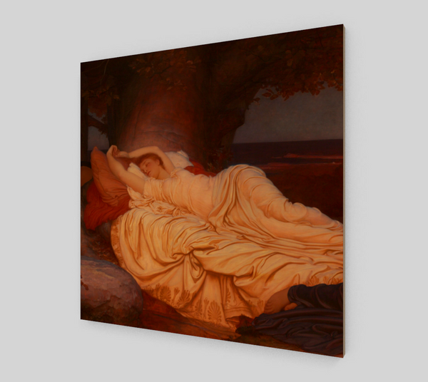 Iphigenia by Lord Frederick Leighton | Canvas Fine Arts