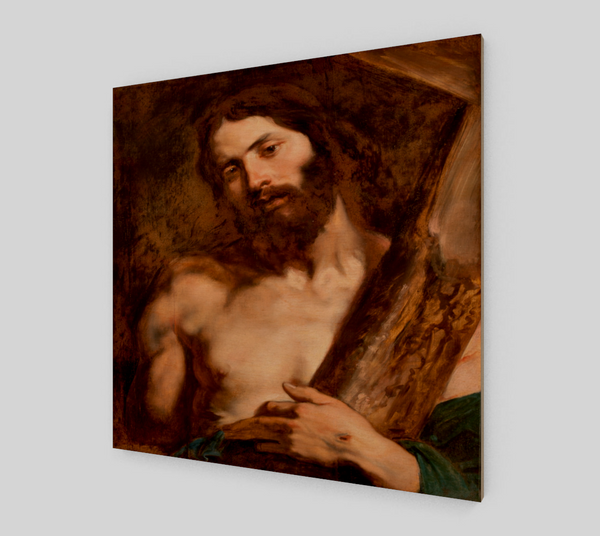 Christ Carrying The Cross By Anthony van Dyck | Fine Art Reproductions
