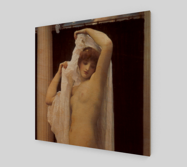 The Bath of Psyche by Lord Frederick Leighton | Canvas Fine Arts
