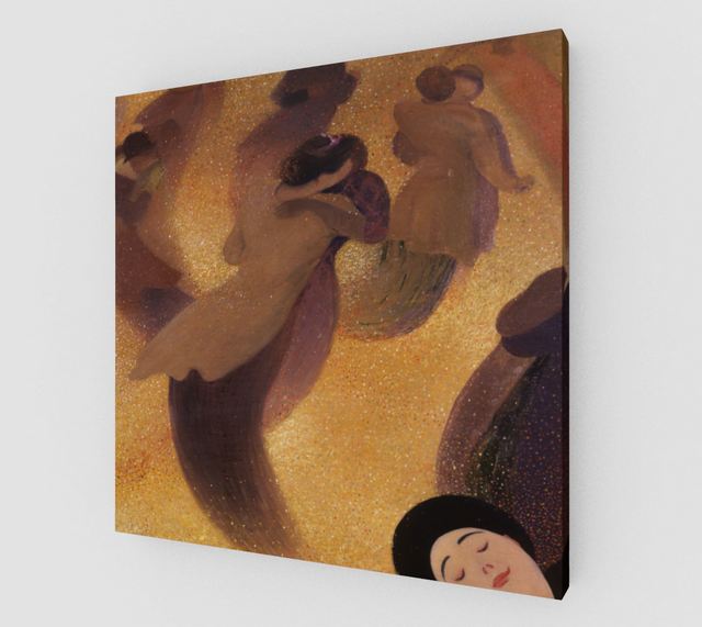 Waltz by Felix Vallotton - Famous Paintings