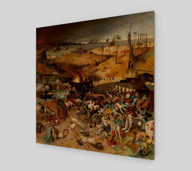 The Triumph of Death by Pieter the Elder Bruegel | Fine Arts