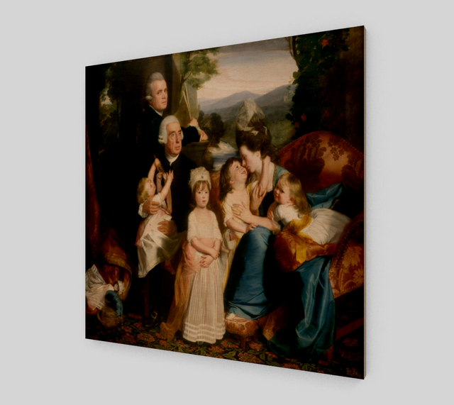 The Copley Family by John Singleton Copley | Museum Quality Art