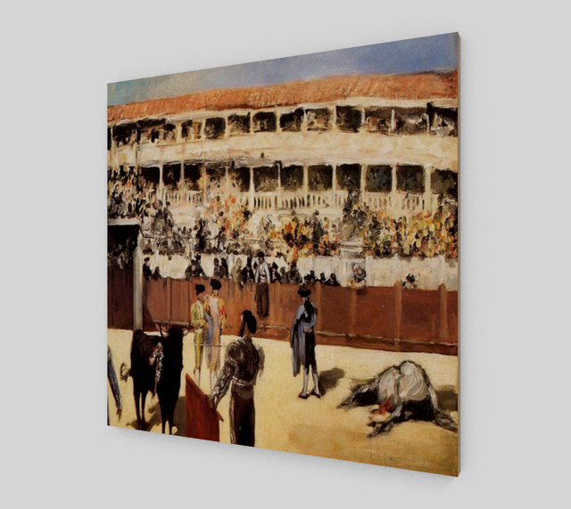 Bullfight by Édouard Manet | Fine Art Prints