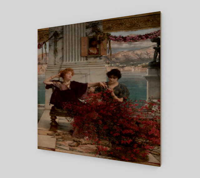 Love's Jewelled Fetter by Lawrence Alma Tadema | Fine Arts Prints