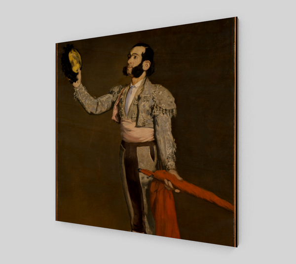 A Matador by Édouard Manet Paintings | Fine Arts