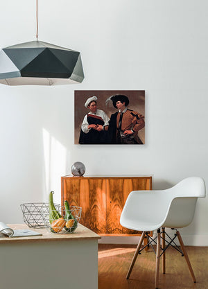 The Fortune Teller by Caravaggio [Fine Art Reproductions Sale]