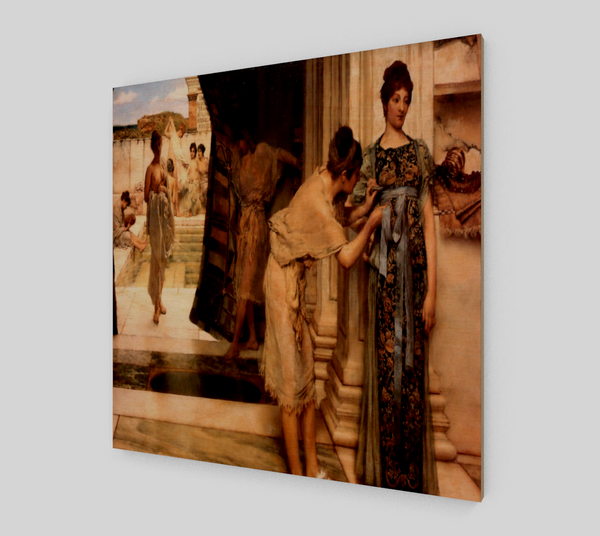 The Frigidarium by Lawrence Alma Tadema | Fine Arts Prints