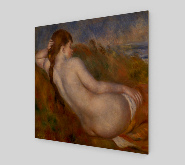 Reclining Nude by Pierre-Auguste Renoir | Fine Art Replica