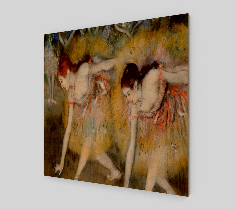 The Ballerinas by Edgar Degas | Fine Art Reproductions