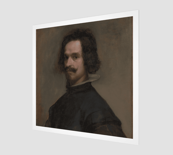 Diego Velázquez Self-portrait Painting