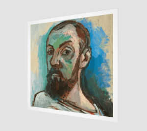 Buy famous artwork Henri Matisse Portrait - A painting of Henri Matisse